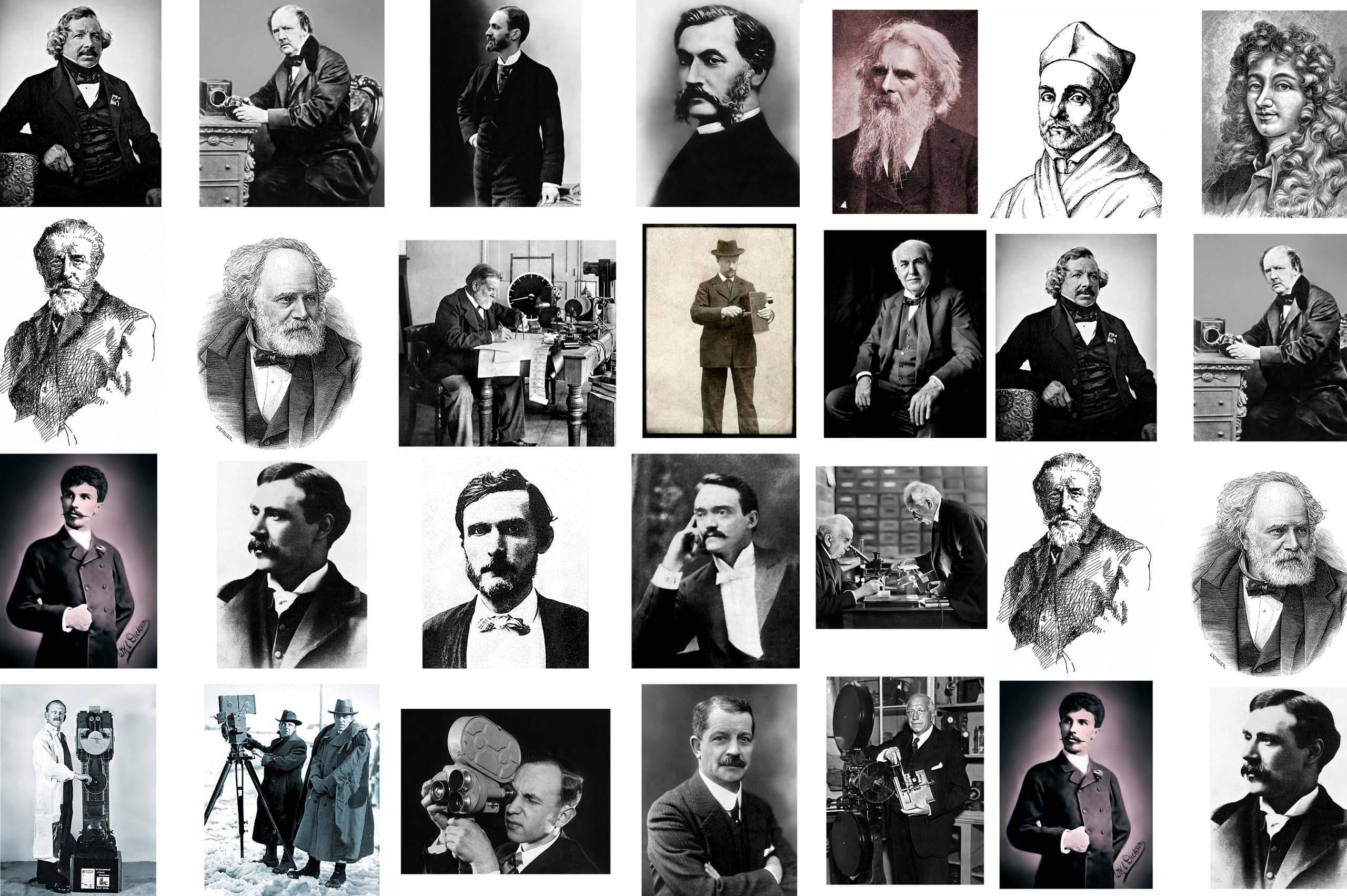 Inventors Collage